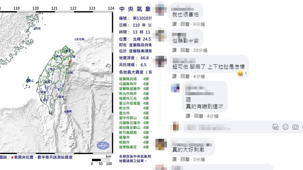 921大地震資料