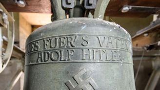 German church using Nazi bells with swastikas on them faces legal action