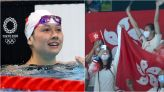HK swimmer Siobhan Haughey makes history, wins two silver Olympic medals in one week