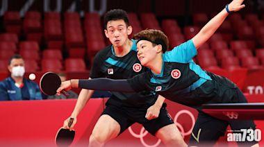東京奧運︱刁時不敵法國組合 黃鎮廷杜凱琹乒乓混雙8強止步 - 香港體育新聞 | 即時體育快訊 | 最新體育消息 - am730