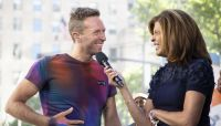 Chris Martin talks about return to performing live