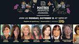 Matrix Awards Winners Share Advice