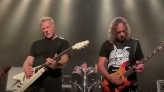 Metallica Unleashes 'Seek & Destroy,' 'Master of Puppets' at Surprise Show at Chicago's Metro