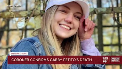 Body found in Wyoming forest identified as Gabby Petito, FBI confirms