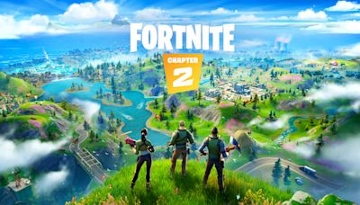 'Fortnite' Chapter 2 launches with new map, gameplay