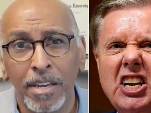 Ex-RNC Chair Michael Steele Hits Lindsey Graham With A Brutal Fact-Check