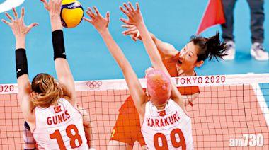 東京奧運|朱婷傷患成焦點 中國女排硬撼美國 - 香港體育新聞 | 即時體育快訊 | 最新體育消息 - am730
