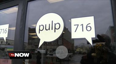 Historically accurate coffee, Bubble Tea and comic books attracts customers to Pulp 716