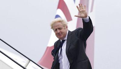 約翰遜:英國對與法國的關係非常自豪 兩國非常友好 - RTHK