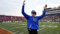 Harsin: 'Football is a developmental game and so is life'