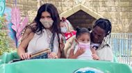 Kylie Jenner and Travis Scott Give Stormi a Magical Day at Disneyland