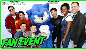 SONIC THE HEDGEHOG | Family Event