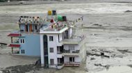 Several missing in Nepal flash floods