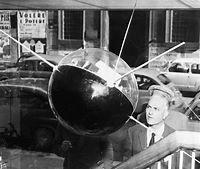 The History of Satellites - Sputnik I
