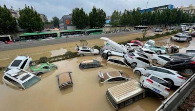 超黑心!鄭州40多萬輛泡水車 流入市場 - 自由電子報汽車頻道