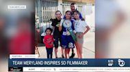 Team Meryland inspires San Diego filmmaker