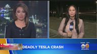 CHP Investigating Deadly Fontana Tesla Crash To See If Self-Driving Computer Played Part
