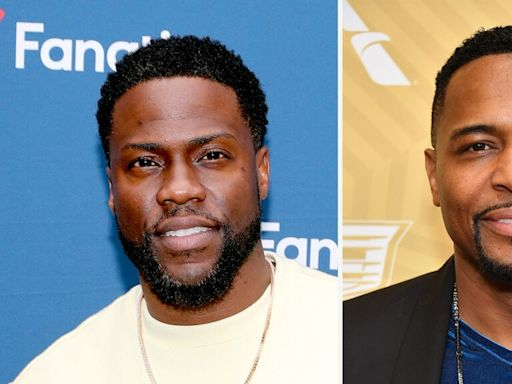 Kevin Hart, F Gary Gray to Team Up on Heist Film 'Lift' for Netflix