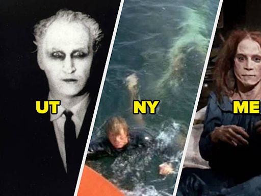 Here's The Best Horror Movie That's Set In Your State