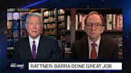 Wall Street Week: Rattner Says He's Stunned at GM's Success