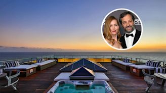 Apatow and Mann Spend Big for Mansion-Sized Santa Monica Penthouse