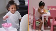 Stormi Webster Shows Off Her Own Office at Kylie Jenner's Headquarters