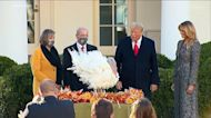 President Donald Trump Participated in the Annual Presidential Turkey Pardon