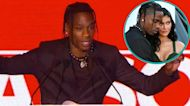 Watch Travis Scott Call Kylie Jenner 'Wifey' And Say 'I Love You' In Award Speech (EXCLUSIVE)