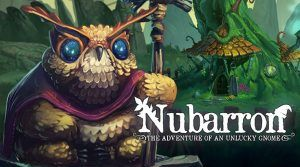 【限時免費】Steam 放送 2D 手繪冒險遊戲《Nubarron》,2021 年 5 月 10 日午夜 01:00 前領取