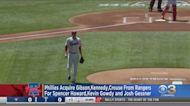 Phillies Make Trades Ahead of MLB Deadline