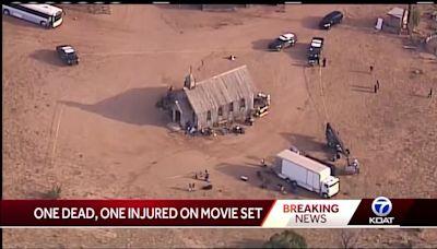 Alec Baldwin shot gun that killed one, injured another on 'Rust' movie set