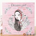 韓國追夢人物服飾服裝填色本涂色書涂鴉畫冊描繪【淘夢屋】