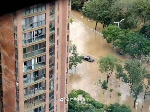 烟花肆虐!上海大停電、高鐵停運...最新災情照曝光