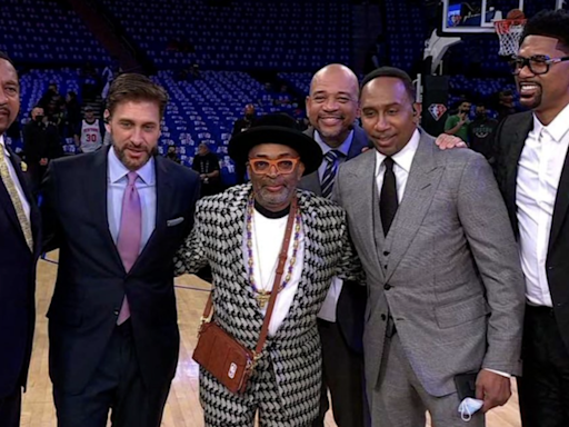 NBA World Reacts To Mike Greenberg's Performance Tonight