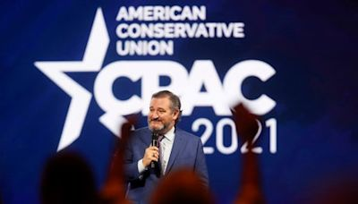 Ted Cruz jokes about his Cancun trip in CPAC speech dubbed 'unhinged' by critics