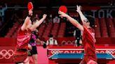 【2021東奧】中國桌球混雙遭日本逆轉 央視比賽中宣布摘金糗爆