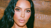 People think Kim Kardashian just dropped a major hint she's in a new relationship