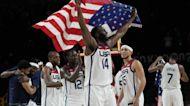 USA men's basketball takes the gold