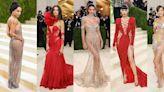性感又大膽! 2021 MET Gala 女明星們為之著迷的「透視感紅毯造型」性感排行榜出爐!