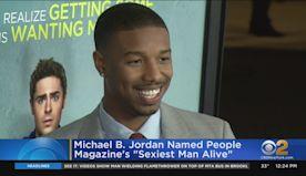 People Magazine Names Michael B. Jordan 2020's Sexiest Man Alive