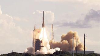 Final 'single-stick' Delta IV rocket launches GPS satellite