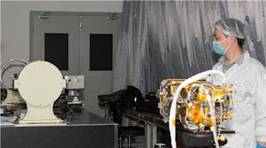 中國首次探火成功:火星環繞器和火星車上有兩台上海「智造」