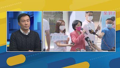 【政情】傳葉劉或棄連任立會 政圈熱議再戰特首