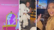 Go Inside Kim Kardashian's 'Paw Patrol' Screening For Her Kids!