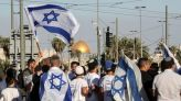 Israeli Nationalists March in East Jerusalem, Raising Tensions With Palestinians   World News   US News