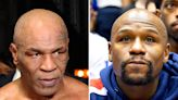 Mike Tyson explains why Mayweather is not sport's GOAT naming two better records