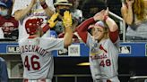Cardinals power past Mets 11-4 for 3-game sweep