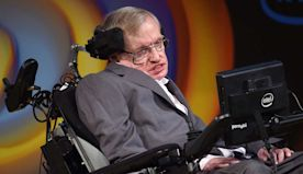 Stephen Hawking's ventilator donated to NHS to help coronavirus patients