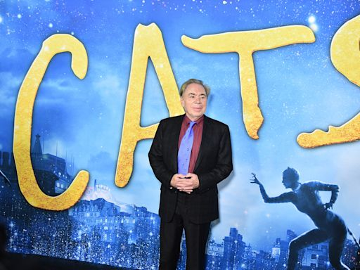 Andrew Lloyd Webber, composer of 'Cats' musical, calls movie version 'ridiculous'