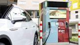 Volkswagen e E.ON presentano la colonnina fast a batteria: plug and play, non servono lavori sulla rete